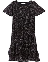 Promod Kleid mit Volants