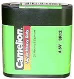 Flachbatterien 4,5 V 3R12-BP1G, Blisterverpackung, 6 Stück im Karton