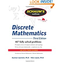 Schaum's Outline of Discrete Mathematics, Revised Third Edition