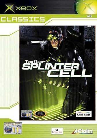 Tom Clancy's Splinter Cell Classics - Ensemble complet - 1 utilisateur - Xbox
