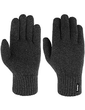 Guantes de Hombre con Cachemir Etton by Eisbär guantes de hombreguantes de lana guantes de hombre