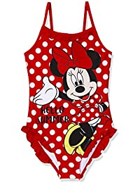Disney Girl's Minnie Mouse Swimsuit