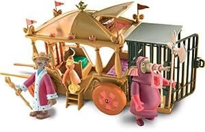Famosa - Set de Figurines + Accessoires Disney Robin des Bois