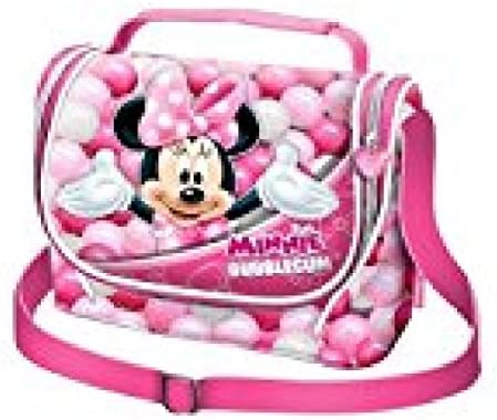 Minnie Mouse Bubblegum Cartable, Cartable, Cartable, 24 cm, Rose (Rosa) B0757V1V16 | Matière Choisie