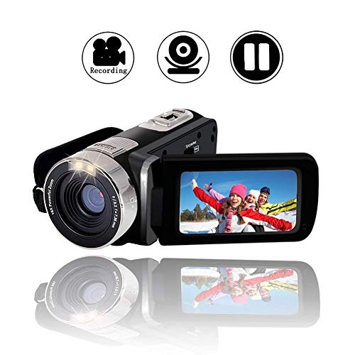 Videocamera Full HD 1080p Fotocamera 24.0MP Webcam 2.7