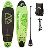 AQUA MARINA, BREEZE+CARBON-Paddle, Paddle Board, SUP, 300x75x10 cm