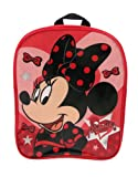 Disney Minnie Mouse Lipstick - Mochila escolar Disney (Trade Mark Collections DMINN001144)