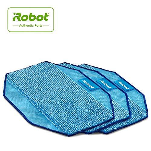 Accessoire iRobot Braava  - Pack de 3 Lingettes Réutilisables Mode Lavage Série 300