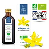 ❀ Millepertuis bio français ❀ Solution buvable de plantes fraîches - Antidépresseur naturel - Origine France certifiée ✓ Certifié AB ✓