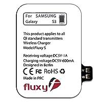 Fluxport Fluxy Samsung Galaxy S3 Için Kablosuz Şarj Aparatı, Mat