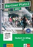 Berliner Platz 2 NEU: Deutsch im Alltag. DVD-Video (Berliner Platz NEU)