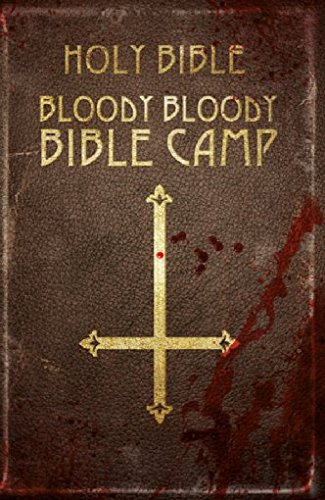 Bloody Bloody Bible Camp - Uncut/Buchbox [Blu-ray] [Limited Edition]