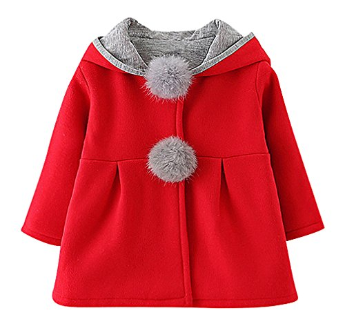 zamot-giacca-maniche-lunghe-bambina-red-9-12-mesi