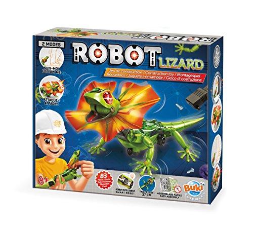 BUKI 7501 - Robot Lizard (Heels Mint-farbigen)