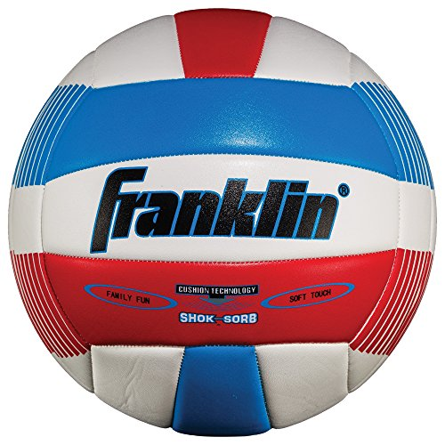 Franklin Sports Soft Spike Volleyball (Farben Sortiert)