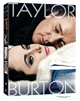 Elizabeth Taylor and Richard Burton Film Collection (Who's Afraid of Virginia Woolf 2-Disc Special Edition / The Comedians / Th