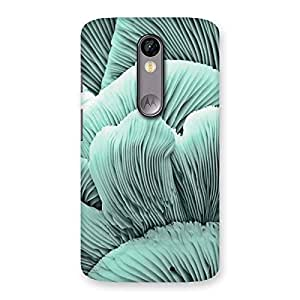 Stylish Shell of Ocean Back Case Cover for Moto X Force
