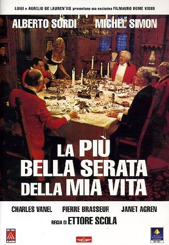 La Piu' Bella Serata Della Mia Vita [IT Import] (Film Bella La Vita E)