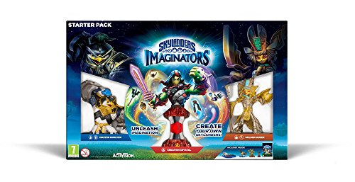 Skylanders Imaginators: Starter Pack - [PlayStation 3] - Figuren Skylanders Ps3