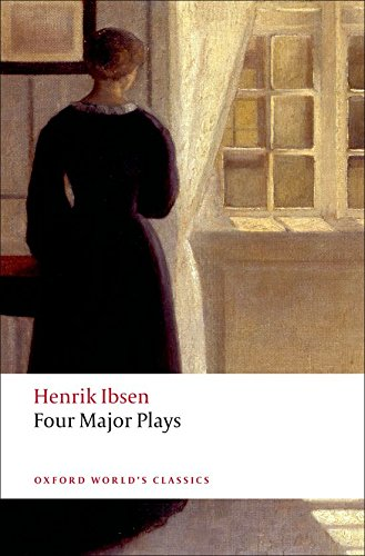 a comparison of the similarities between the play and the film version of henrik ibsens a dolls hous