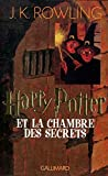 Harry Potter - Harry Potter ET LA Chambre DES Secrets by J-K Rowling (1999-01-01) - Gallimard (1999-01-01) - 01/01/1999