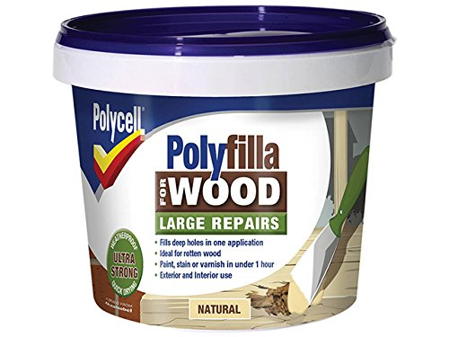 polycell-5207194-polyfilla-2-part-wood-filler-750-g-natural-pack-of-2