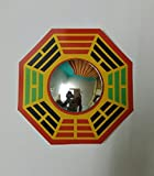 Feng Shui/Vastu Feng Shui - Bagua Mirror Convex-For Negative Energy Effecting Home,Offices Etc Idol & Believed to the back bone of Fang-Shui