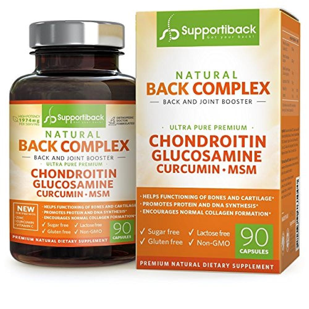 Solgar Glucosamin Chondroitin MSM Komplex 60 Tabletten