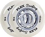 Flexsurfing Waveboard Rollen  2 Stk.