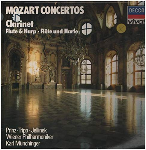 Konzerte für Holzblasinstrumente