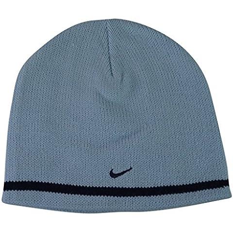 Nike Unisex Adulto Invierno Gorro De Punto talla única Azul celeste