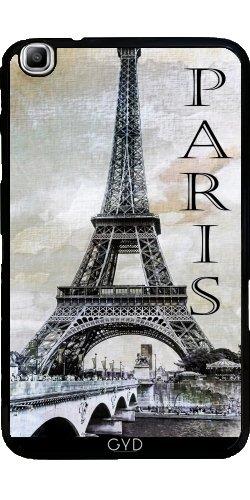 Galaxy Tab3 8.0 SM-T310 - Paris Eiffelturm by J McCool (Eiffel Turm Schale)