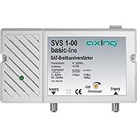 Axing SVS 1-00 Amplificatore per Segnali Satellitari e Antenna, con