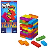 Emob Colourful Combine Tetris Tower Up Stacking Block Game Set For Kids