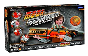 Mega Construction Mega Blaster Workshop