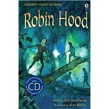 Robin Hood. Book + CD: Usborne English (Young Reading Series 2)