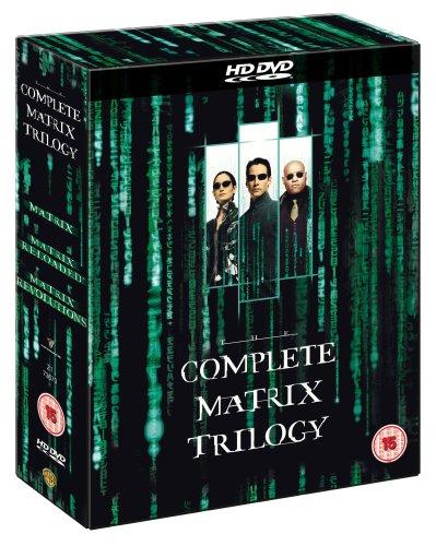 Matrix Trilogy, the [Edizione: Regno