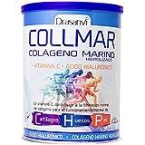 COLLMAR Colágeno Marino Hidrolizado, Ácido Hialurónico y Vitamina C 275 g Polvo