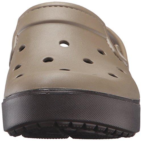 Crocs Citilane Clog, Sabots Mixte Adulte Marron (Khaki/Espresso)