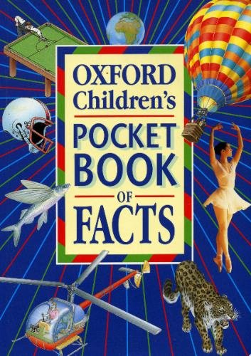 Oxford children's pocket book of facts.