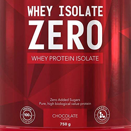 Zoom IMG-3 prozis zero whey isolate proteina