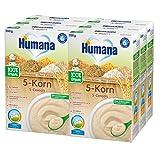 Humana GB 5-Korn Bio FS, 6er Pack (6 x 200 g)