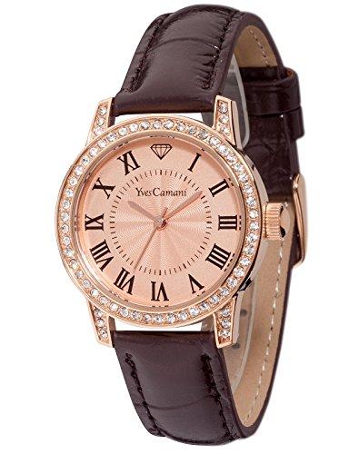 Montres Bracelet - Femme - Yves Camani - G4G4YC1075-C