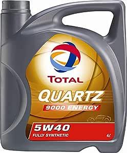 TOTAL QUARTZ 9000 ENERGY 5W40 Fully Synthetic 4L