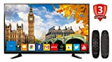 Kevin 102 cm (40 Inches) K40012N Full HD LED SMART TV with Air Mouse (1+2 Year Extended Warranty)