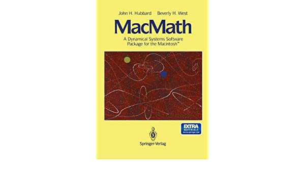 MacMath 9.0: A Dynamical Systems Software Package for the Macintosh TM
