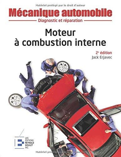 Moteur à combustion interne: Diagnostic et réparation.