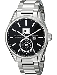 TAG Heuer Carrera Automatik Calibre 8 Grande Date GMT Chronometer WAR5010.BA0723