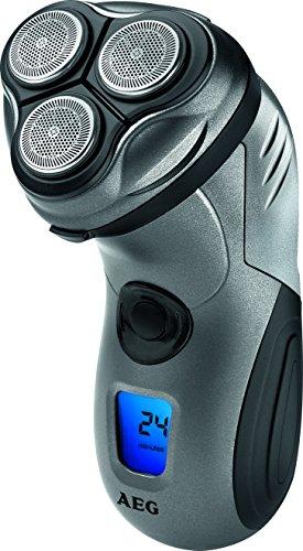 AEG HR 5655 - Afeitadora eléctrica rotativa para hombre, color antracita