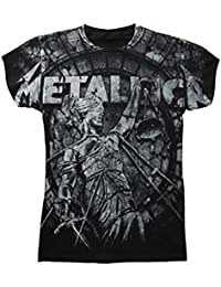 Official T Shirt METALLICA Justice & Stoned AO S